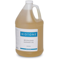 Biotone massage oil & lotions