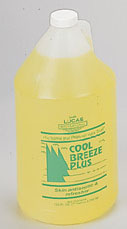 Manicure/Pedicure Antiseptic lotion Cool Breeze , 1 Gallon