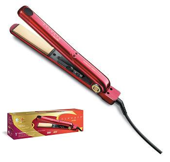 "Elevate 1"" Tourmaline Nano-Ceramic Flat Iron"
