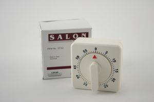 Timer, 60 Minutes, Alarm with Bell