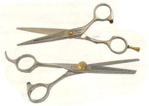 "Shears, Right Handed - Duo Set, 6-1/2"", Cutting and Trimming"