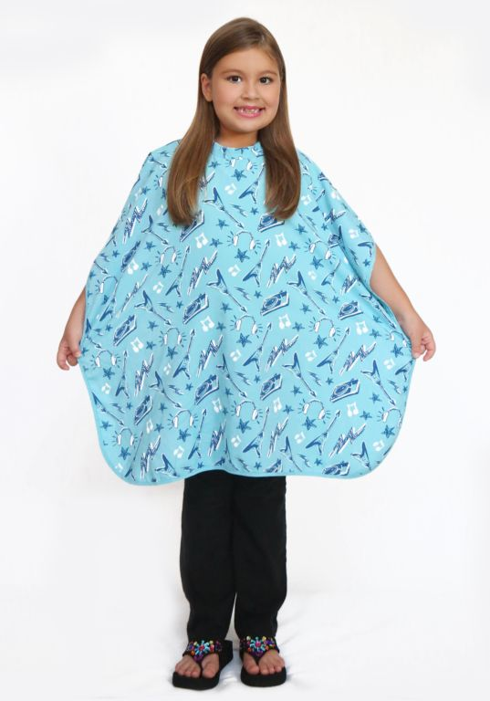 KIDDIE STYLING CAPE