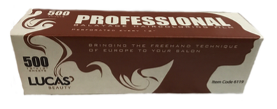 "Balayage Cling film 12""x12"" 500 sheets"