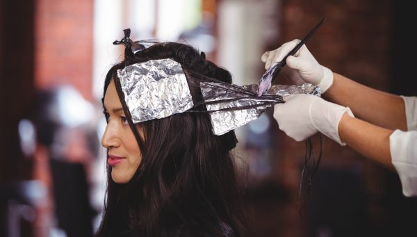 Hair Highlighting Foils